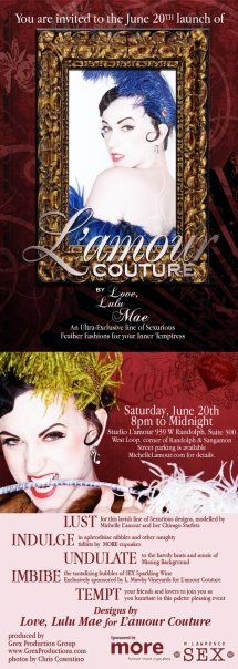 L'amourcouture