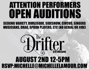 Drifter-AuditionNotice-Aug2-2015