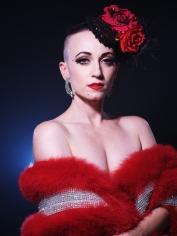 Michelle L'amour - Aldon - Red Stole - 012