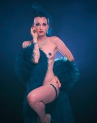 Michelle L'amour - Aldon - Teal - 20