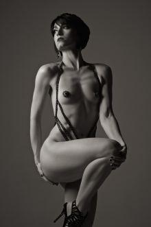 Michelle L'amour - by Richard Marz - 008
