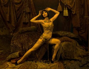 Michelle L'amour - Odalisque 10