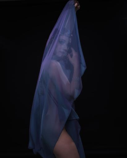 Michelle L'amour - Veil - 009